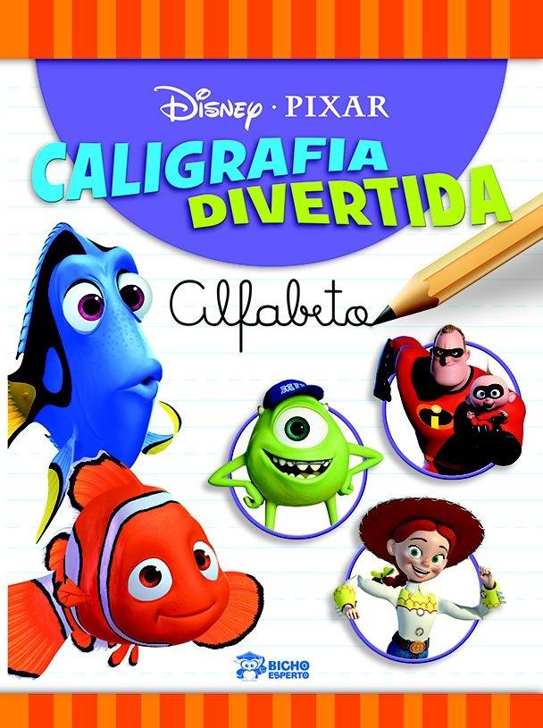 Imagem - Caligrafia Divertida Disney - Alfabeto  cód: 9788533939141