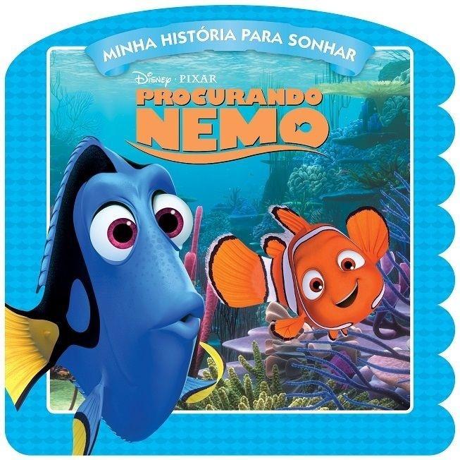 Imagem - Minha História para Sonhar - Procurando Nemo cód: 9788533938397