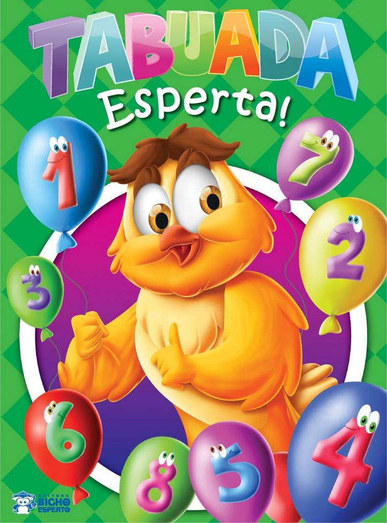 Imagem - Tabuada Esperta cód: 9788533925267
