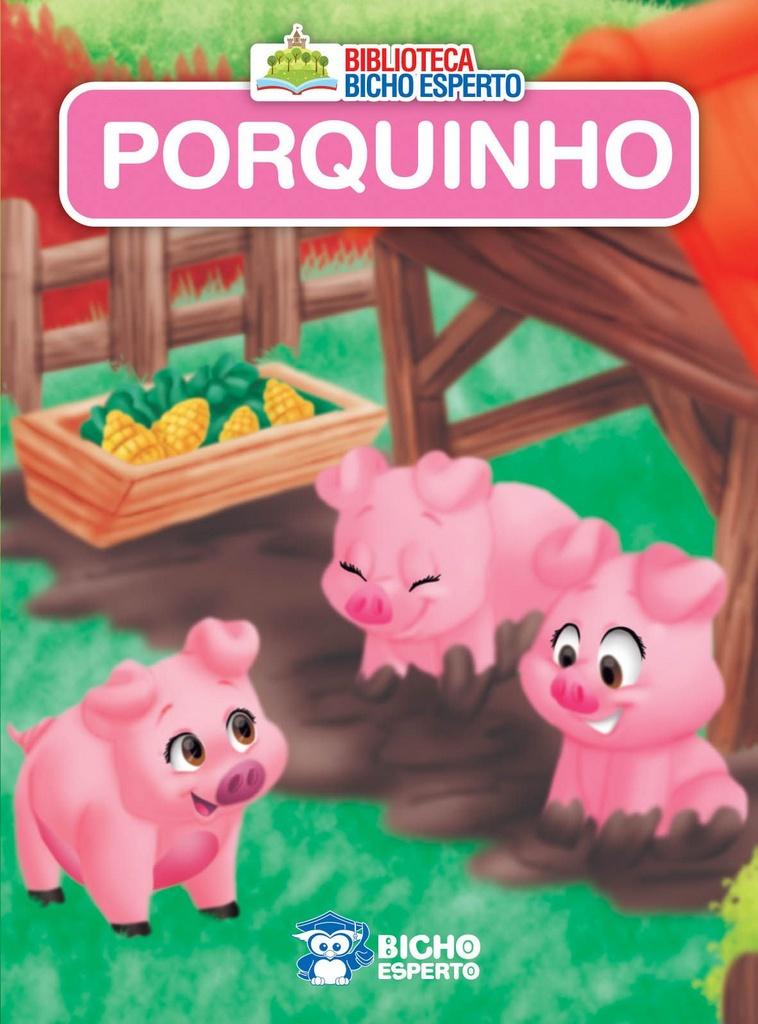 Imagem - Mini Livro de Animais - Porquinho - 9788533943087
