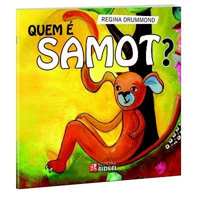 Imagem - Samot - Quem é Samot? cód: 9788533919914