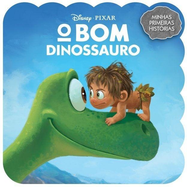Imagem - Minhas Primeiras Histórias Disney - O Bom Dinossauro cód: 9788533938748