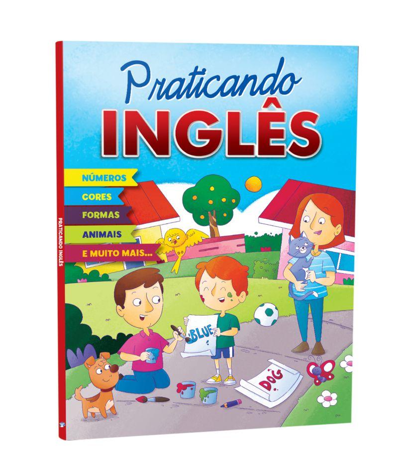 Imagem - Cartilha de Alfabetização - Praticando Inglês cód: 9788533955981
