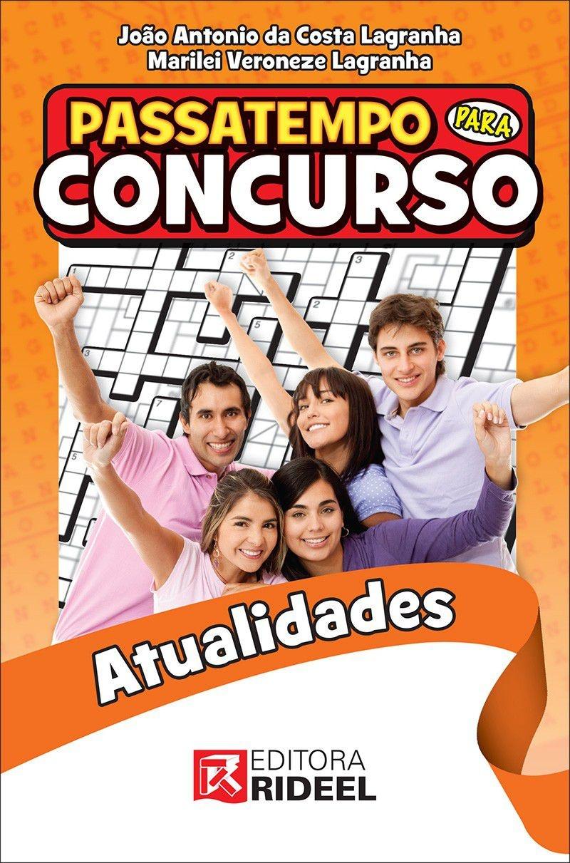 Imagem - Passatempo para Concurso - Atualidades cód: 9788533937871