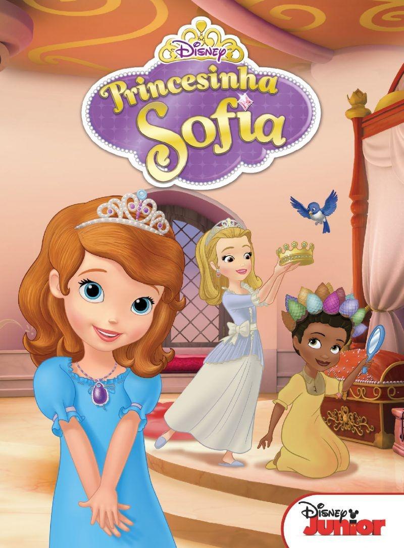 Imagem - Mini Livro da Disney - Princesinha Sofia - 9788533939585
