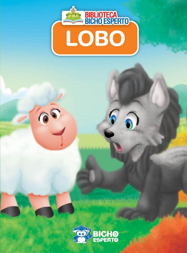 Imagem - Biblioteca Animais - Lobo - 9788533943032