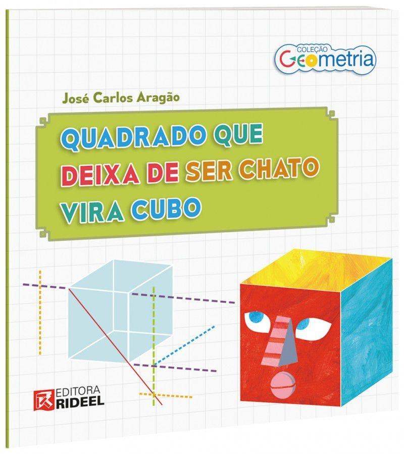 Imagem - Geometria - O Cubo cód: 9788533931244
