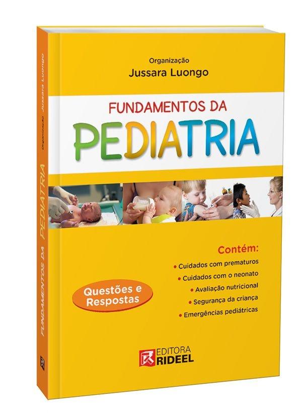 Imagem - Fundamentos da Pediatria  cód: 9788533939172