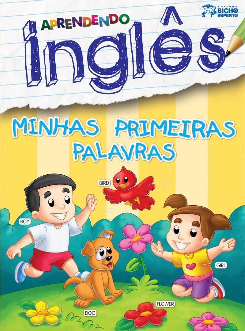 Imagem - Aprendendo Inglês - Primeiras Palavras - 9788533928787