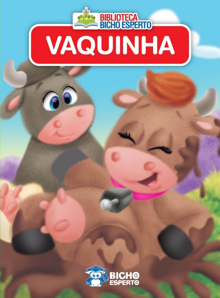 Imagem - Biblioteca Animais - Vaquinha - 9788533943100