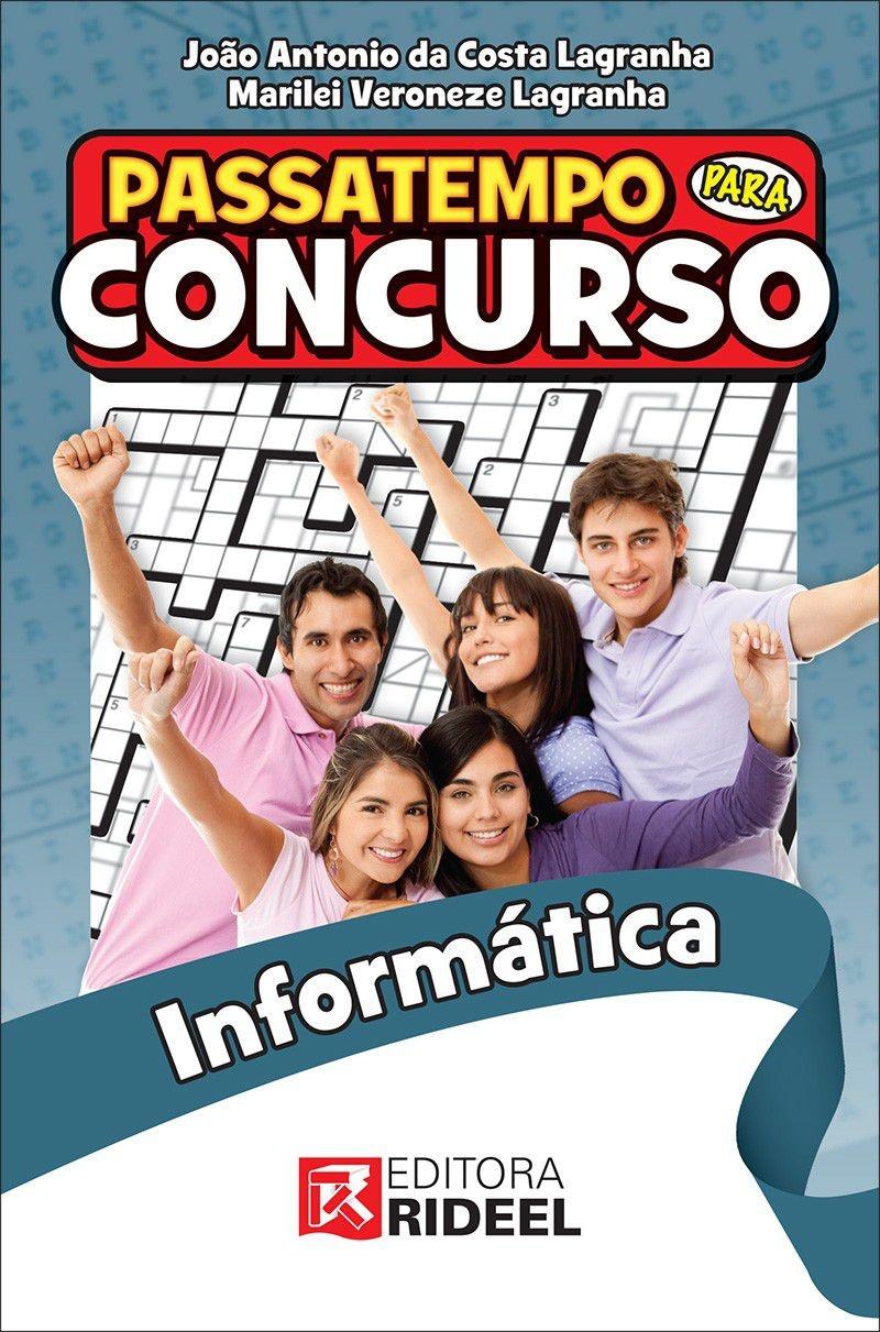 Imagem - Passatempo para Concurso - Informática cód: 9788533937925