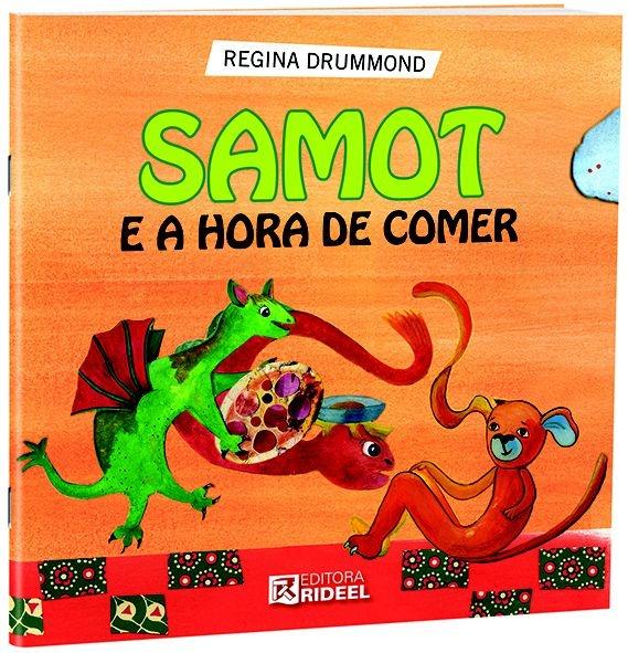 Imagem - Samot - Samot e a Hora de Comer cód: 9788533919945