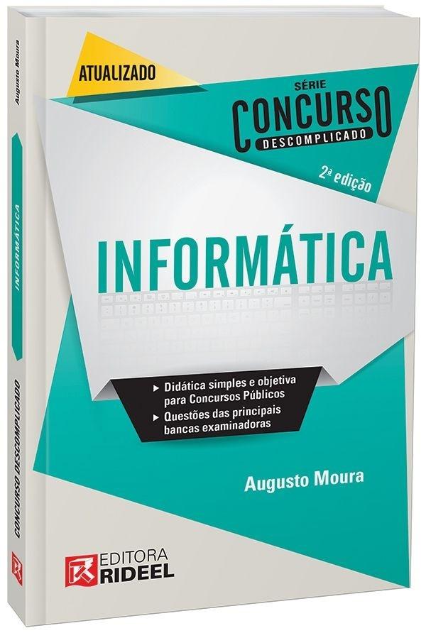 Imagem - Concurso Descomplicado - Informática  cód: 9788533924185