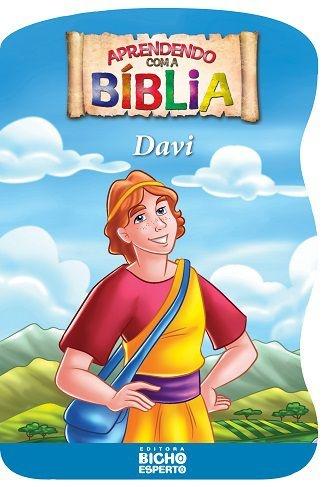 Imagem - Aprendendo com a Bíblia - Davi cód: 9788533922174
