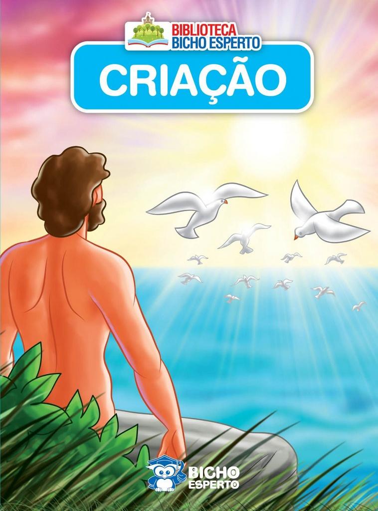 Imagem - Biblioteca Biblica - A Criação - 9788533943131