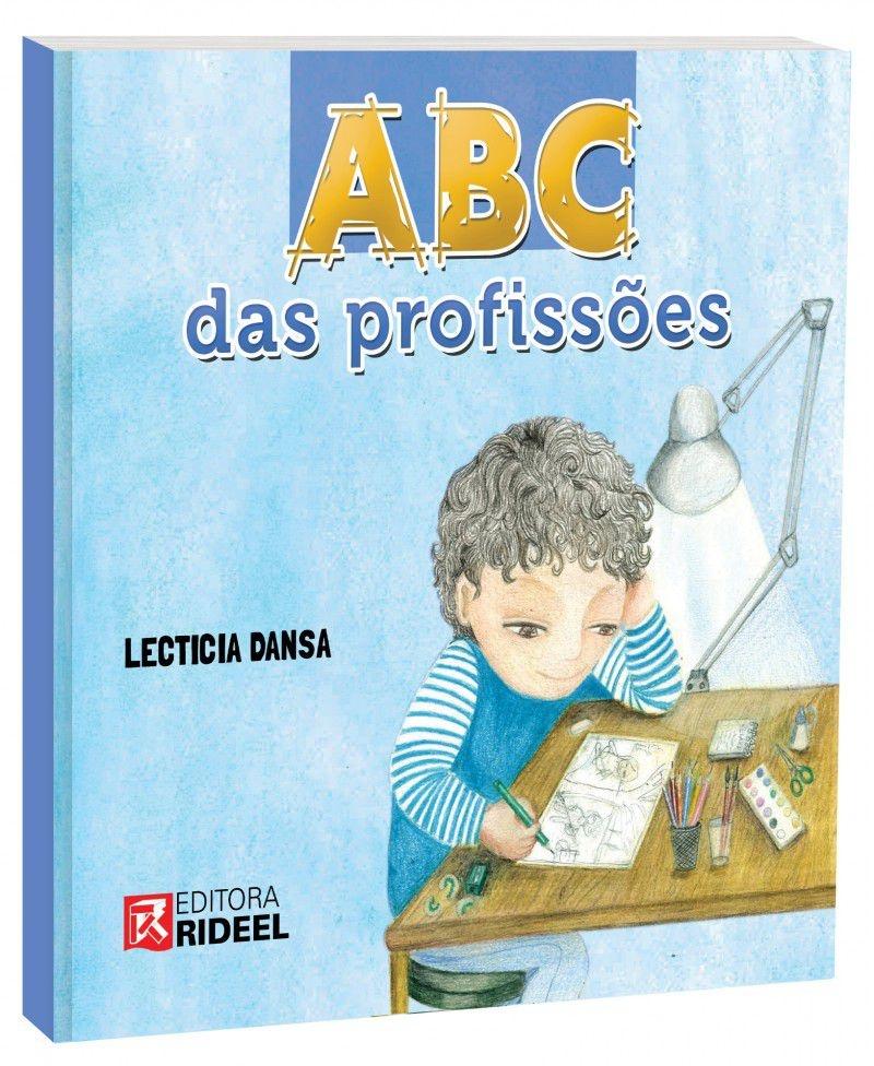 Imagem - ABC das Profissões cód: 9788533933521