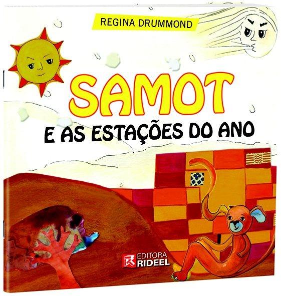 Imagem - Samot - Samot e as Estações do Ano cód: 9788533919921