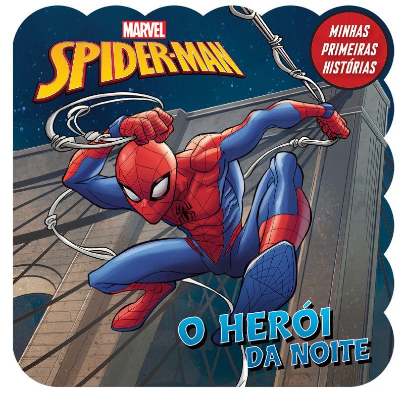 Imagem - Minhas Primeiras Histórias Marvel - Homem Aranha  cód: 9788533952508