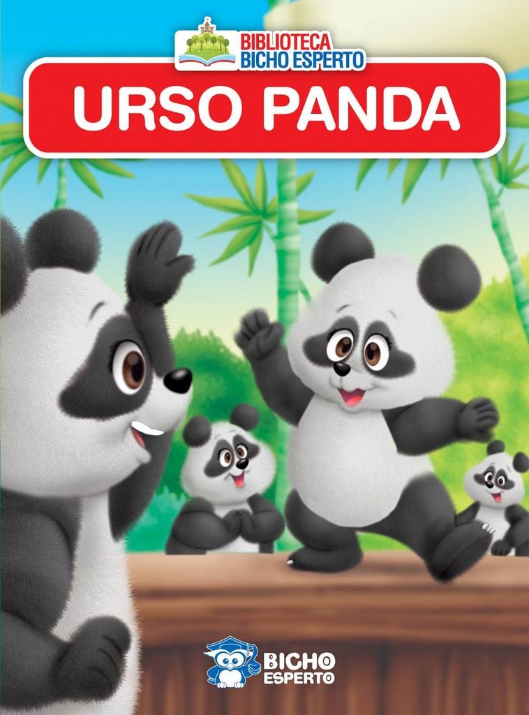 Imagem - Biblioteca Animais - Panda - 9788533943056