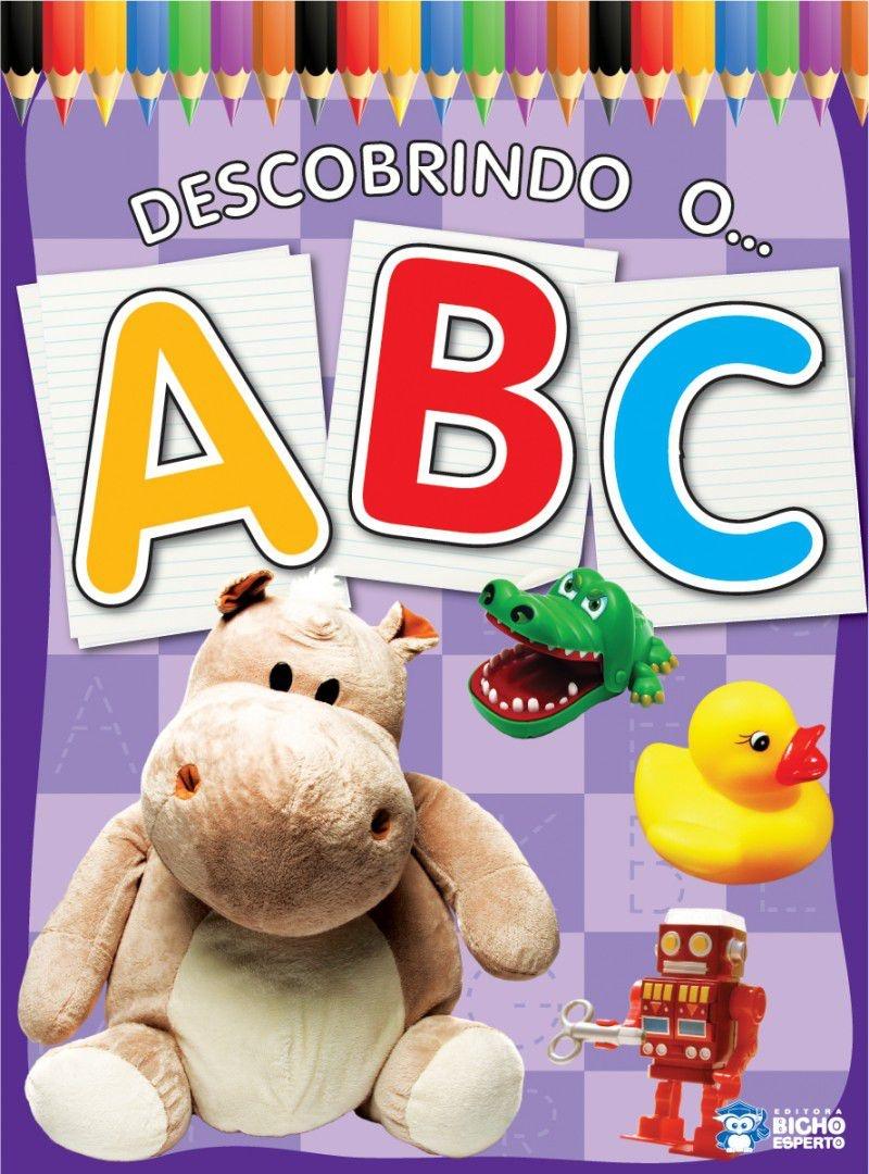 Imagem - Descobrindo o ABC cód: 9788533926165