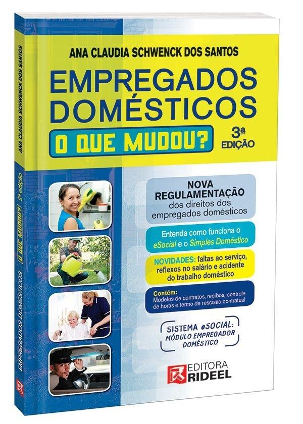 Imagem - Empregados Domésticos - 9788533939981