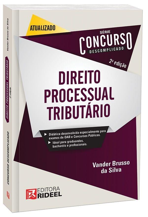 Imagem - Concurso Descomplicado - Direito Processual Tributário cód: 9788533933309