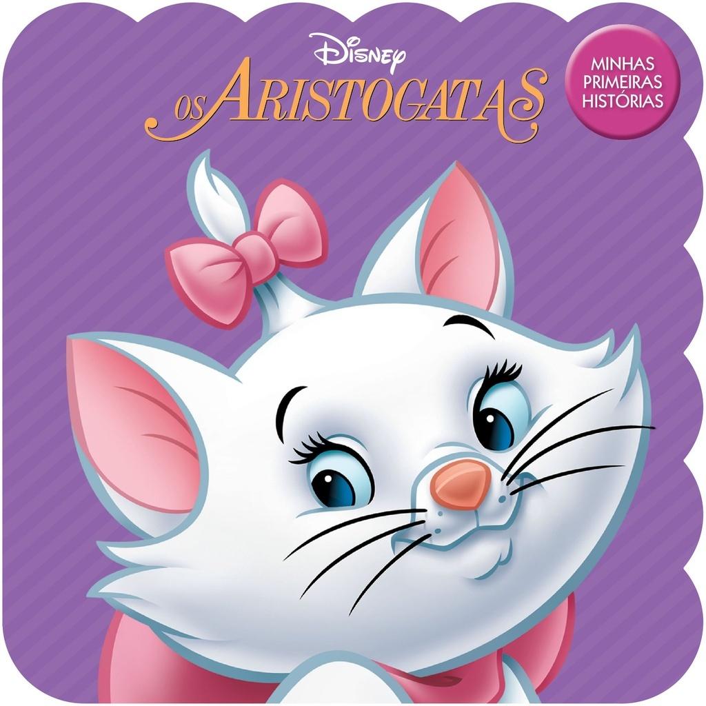 Imagem - Minhas Primeiras Histórias Disney - Os Aristogatas  cód: 9788533939523