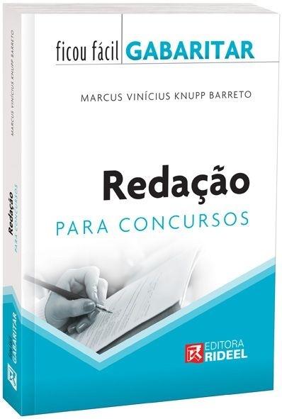 Imagem - Ficou Fácil Gabaritar - Redação  cód: 9788533928503