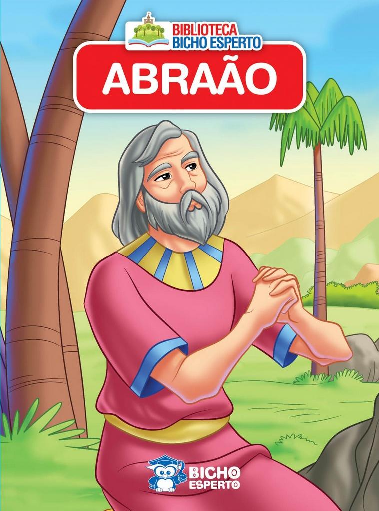 Imagem - Mini Livro da Bíblia - Abraão - 9788533943162