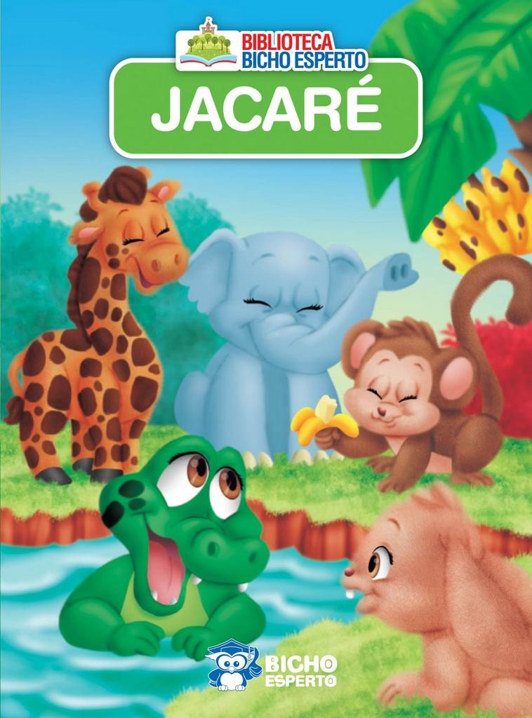 Imagem - Biblioteca Animais - Jacaré - 9788533943025