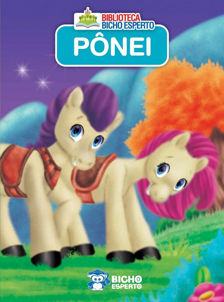 Imagem - Biblioteca Animais - Ponei - 9788533943070