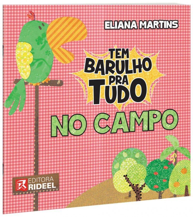 Imagem - Tem Barulho pra Tudo - No Campo cód: 9788533934573