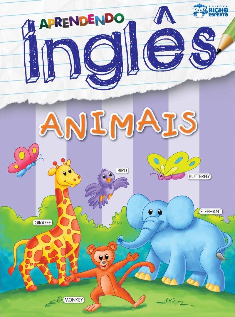 Imagem - Aprendendo Inglês - Animais - 9788533928800