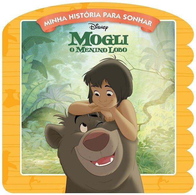 Imagem - Minha História para Sonhar - Mogli - 9788533938366