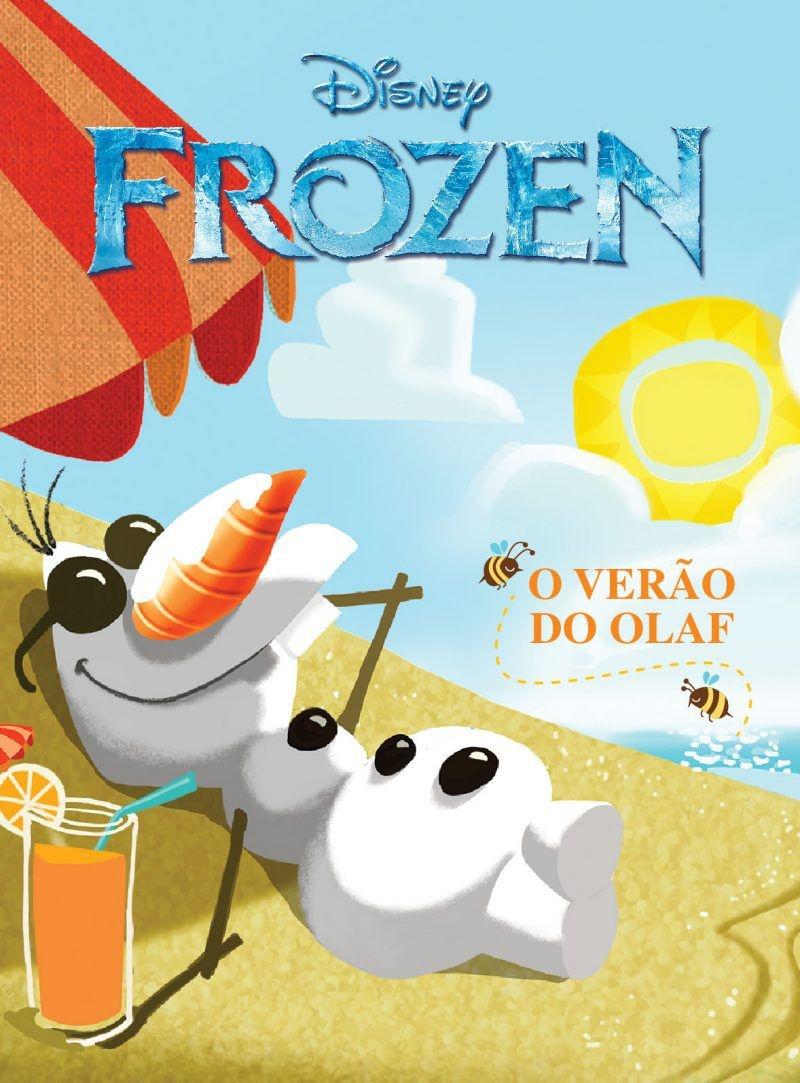 Imagem - Biblioteca Disney - Frozen - O Verão de Olaf cód: 9788533939776