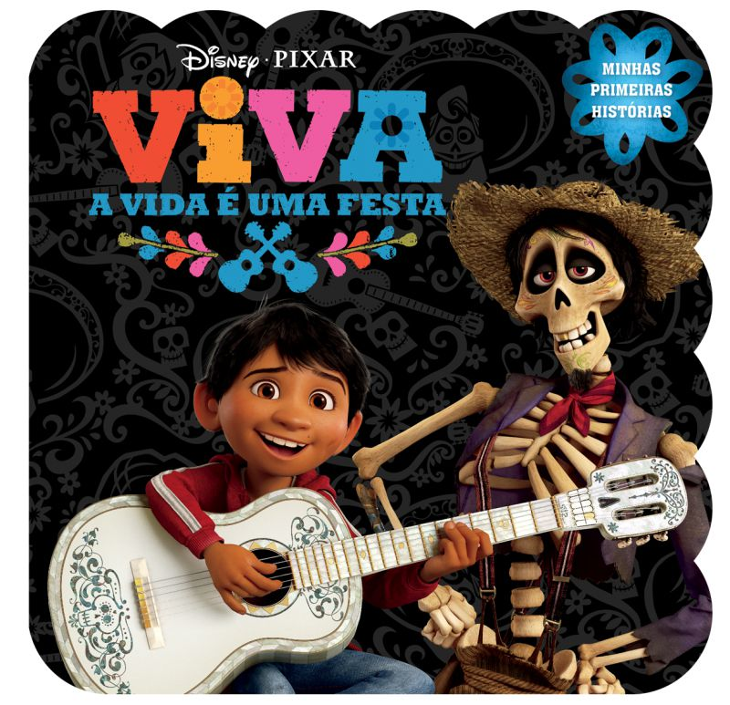 Imagem - Minhas Primeiras Histórias Disney - Viva  cód: 9788533952478