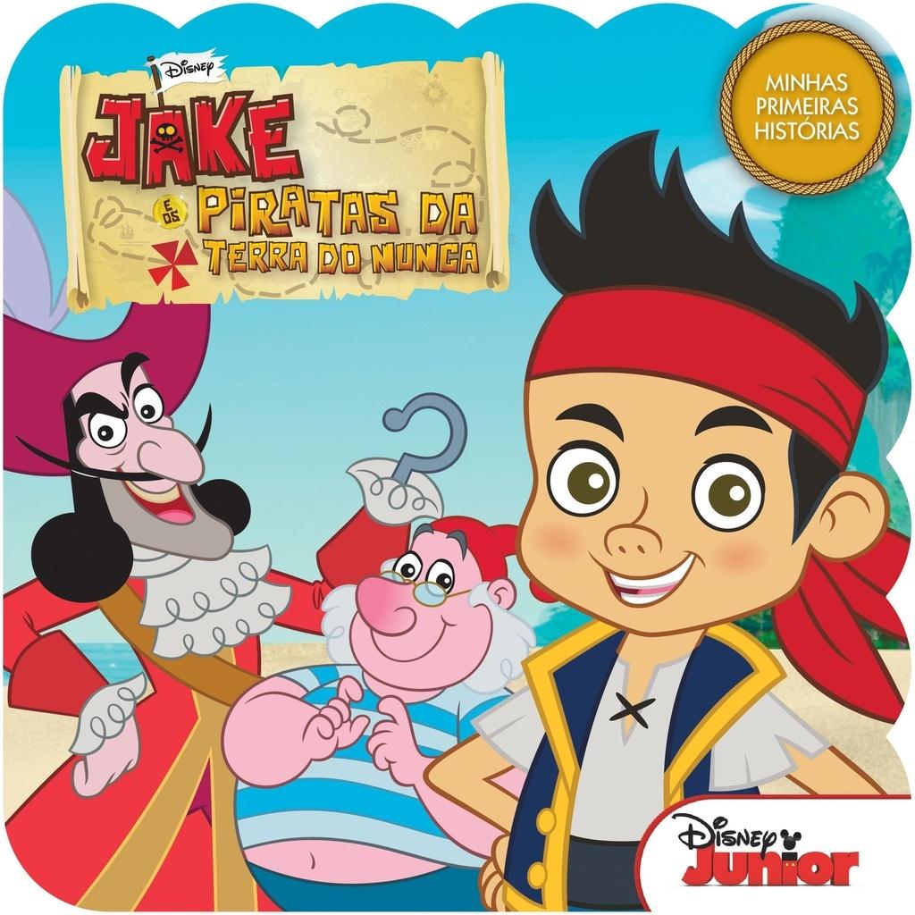 Imagem - Minhas Primeiras Histórias Disney - Jake e os Piratas  cód: 9788533939479