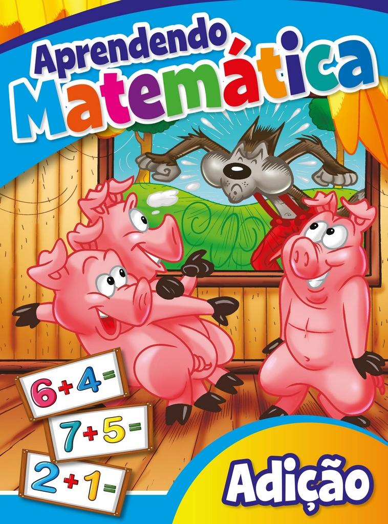 Imagem - Aprendendo Matemática Adição - 9788533928855