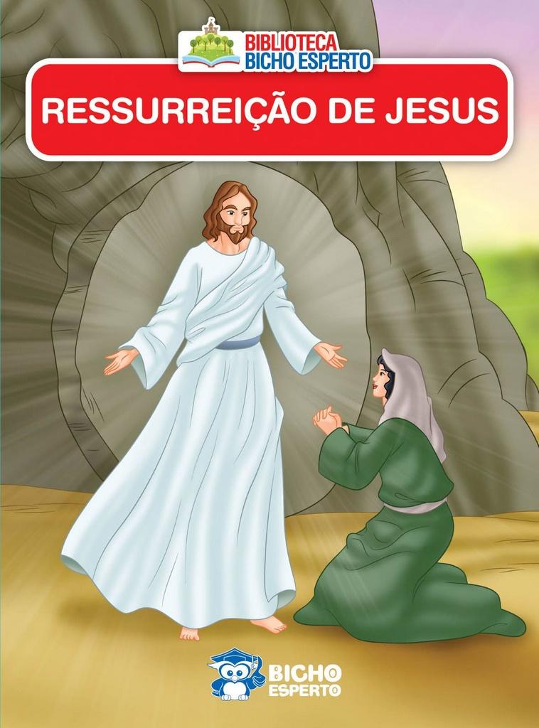 Imagem - Biblioteca Bíblica - Ressurreição de Jesus cód: 9788533943223