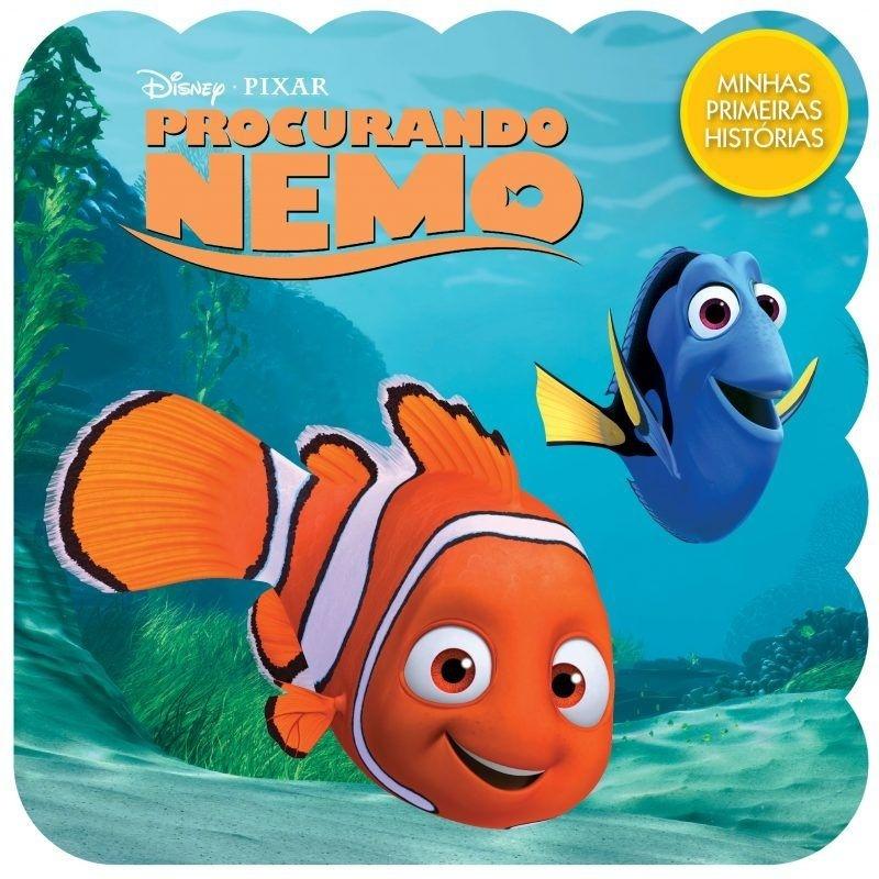 Imagem - Minhas Primeiras Histórias Disney - Procurando Nemo cód: 9788533938762