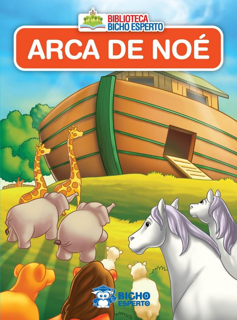 Imagem - Mini Livro da Bíblia - A Arca de Noé - 9788533943148