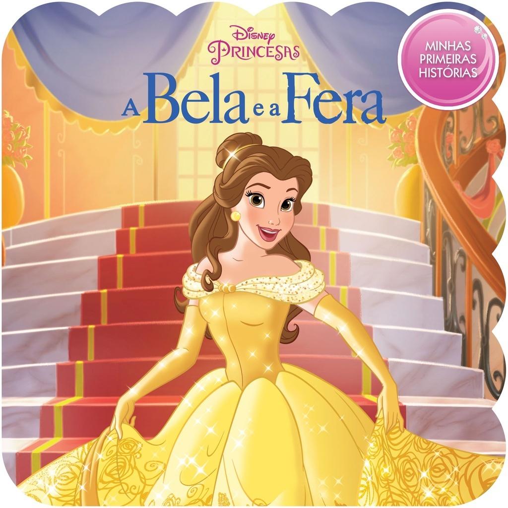 Imagem - Minhas Primeiras Histórias Disney - A Bela e a Fera cód: 9788533939455