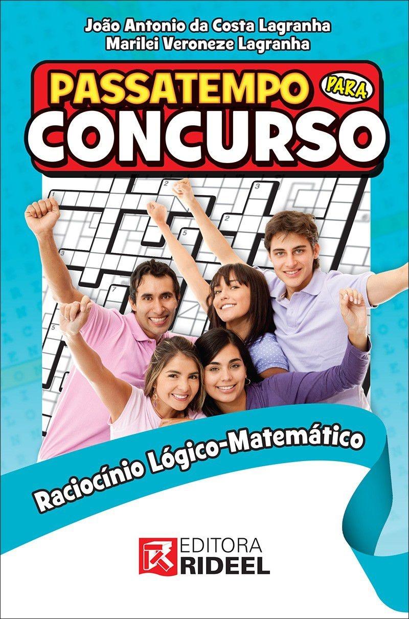 Imagem - Passatempo para Concurso - Raciocínio Lógico cód: 9788533937949