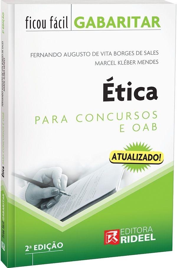 Imagem - Ficou Fácil Gabaritar - Ética  cód: 9788533933538