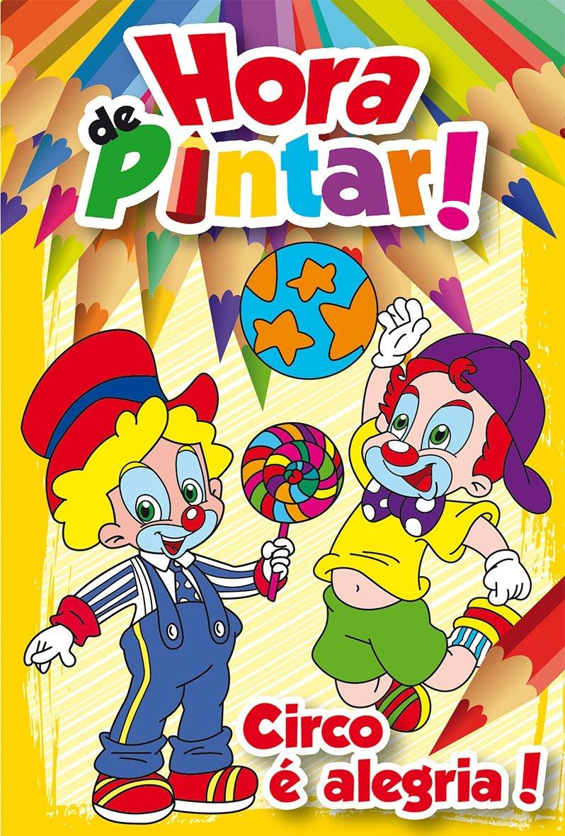 Imagem - Hora de Pintar - Circo é Alegria - 9788533932357