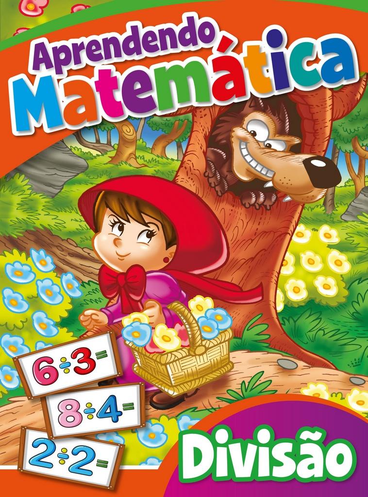 Imagem - Aprendendo Matemática Divisão cód: 9788533928886