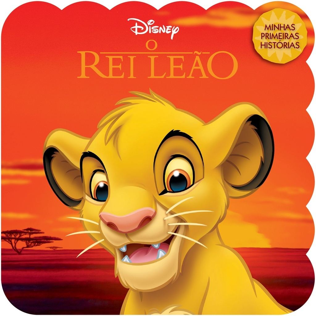 Imagem - Minhas Primeiras Histórias Disney - O Rei Leão  cód: 9788533939509