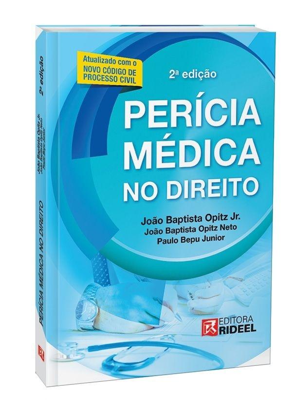 Imagem - Perícia Médica do Direito - 2ª edição cód: 9788533938120
