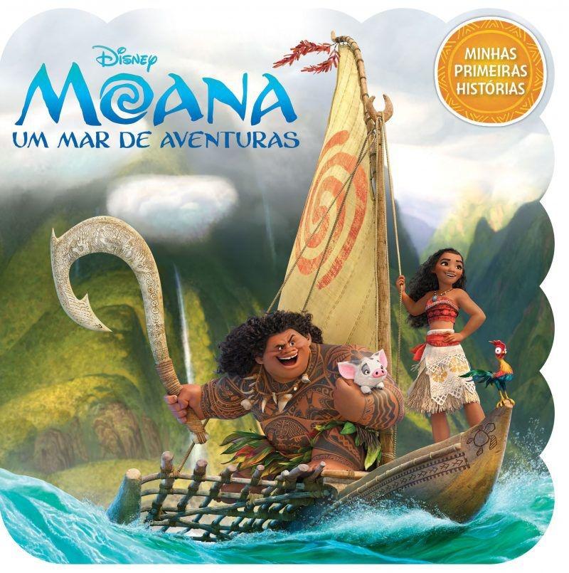 Imagem - Minhas Primeiras Histórias Disney - Moana - 9788533942714