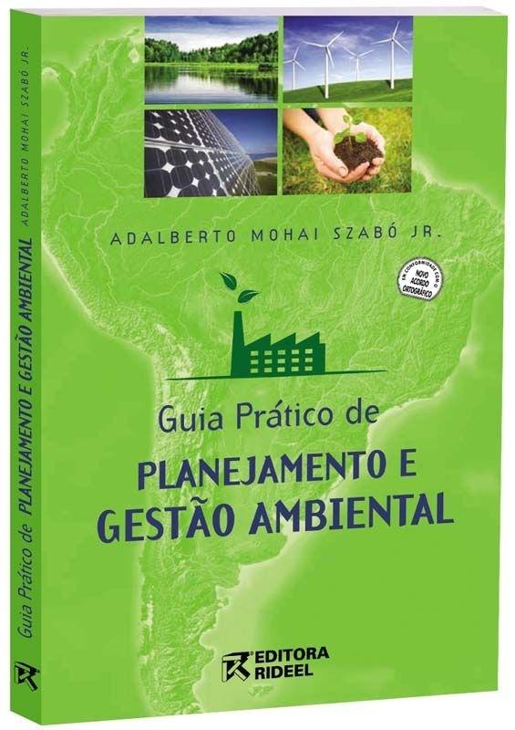Imagem - Guia Pratico de Planejamento e Gestao Ambiental - 1ª ediçao cód: 9788533913233